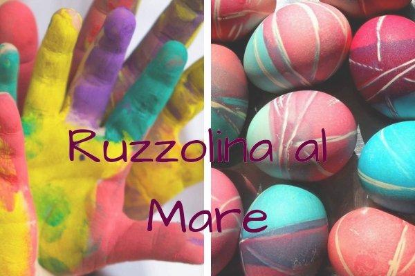 Ostern in Bellaria Igea Marina und die traditionelle Ruzzolina am Strand!