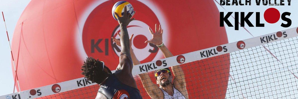 Beach Volley kiklos di Settembre a Igea Marina