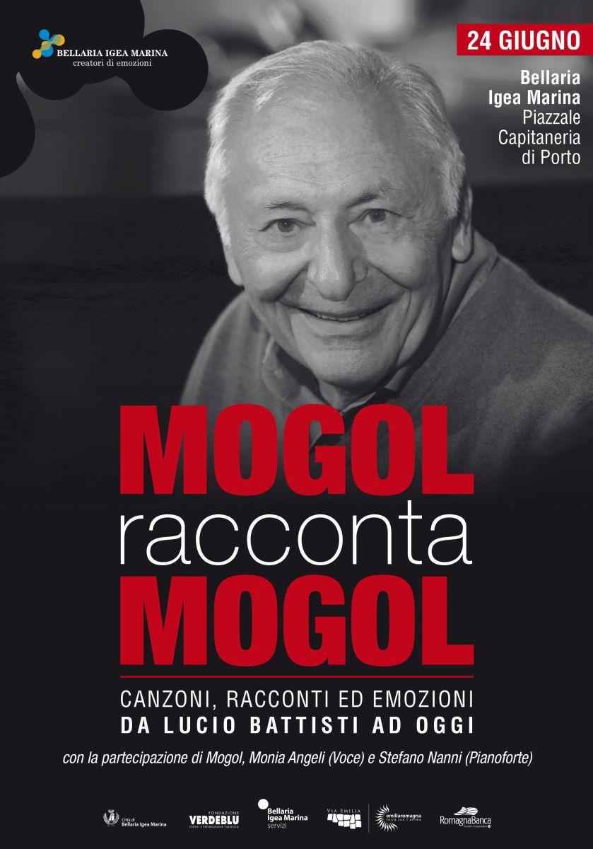 Mogol Racconta Mogol a Bellaria Igea Marina