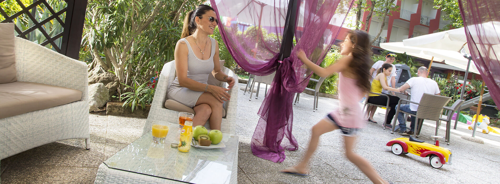 Hotel per famiglie e bambini a Bellaria Igea Marina