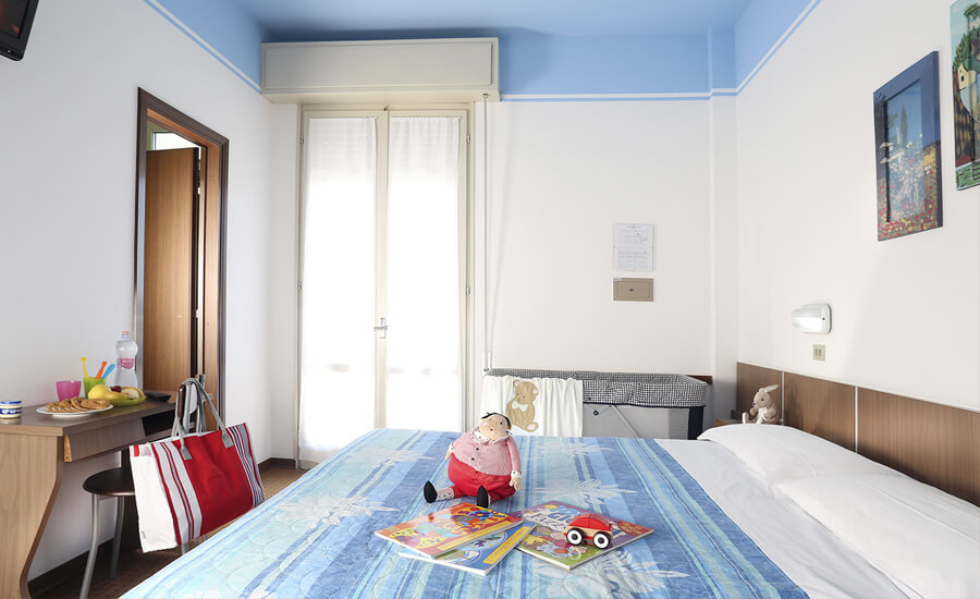 Camere con balcone Bellaria Igea Marina Hotel Marcus